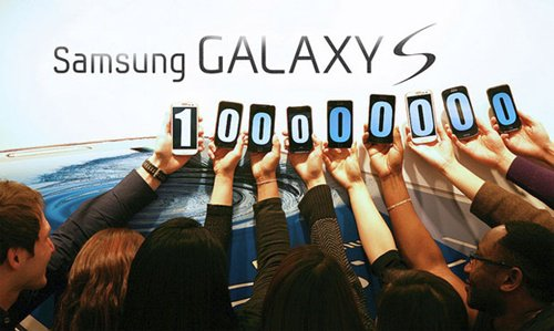 Over 100 Million Samsung Galaxy S Phones Sold Since May 2010 .For more info plz visit  http://tinyurl.com/atdgzys