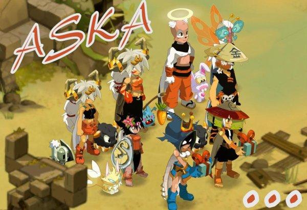 Présentation team Aska