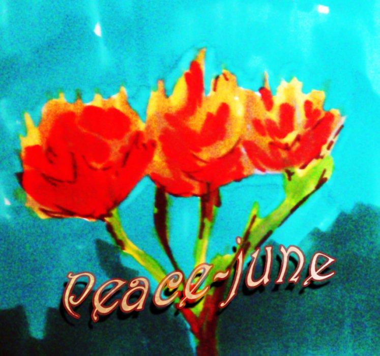 "Les illustrations de ""~Peace-june"""