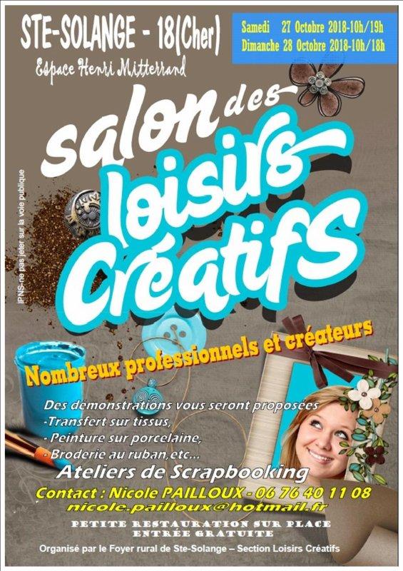 ARTICLE 224 - SALON LOISIRS CREATIFS