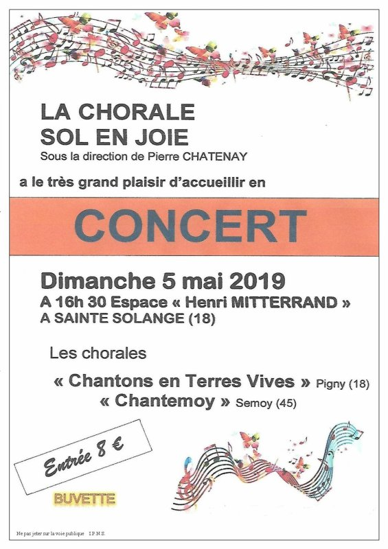 ARTICLE 239 - CONCERT CHORALE
