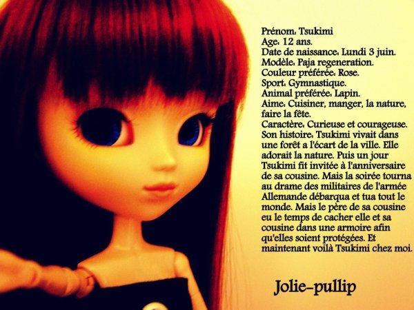 [Présentation des Dolls] Le mardi it's me ^-^