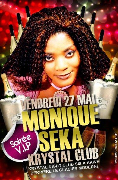 Monique SEKA au Cameroun