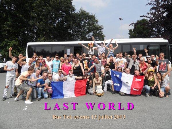 Bus Last World festival !!