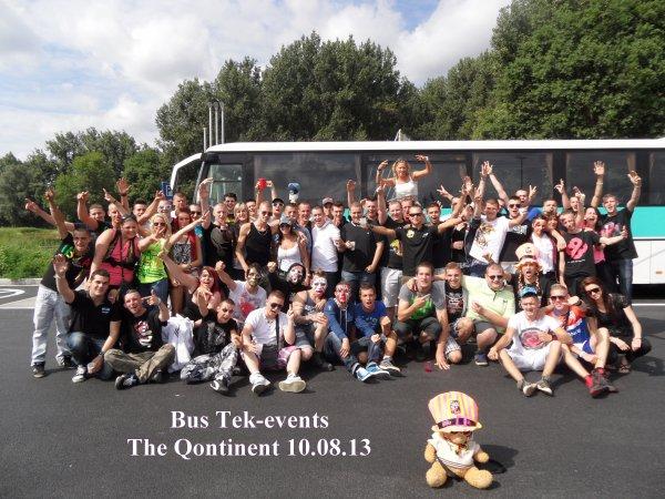Bus The Qontinent 2013