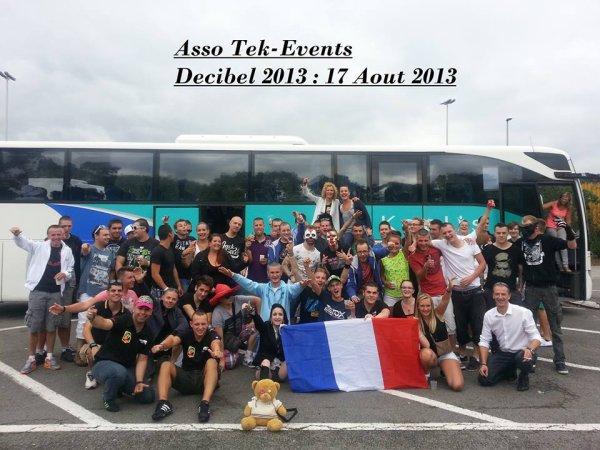 Bus Decibel 2013