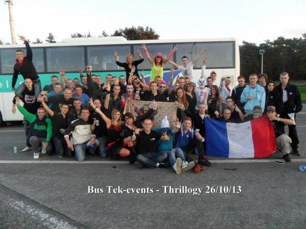 Bus Thrillogy