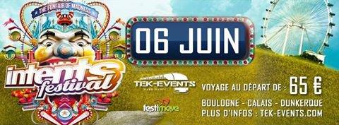 Bus Intents festival - 06 juin 2015 !!