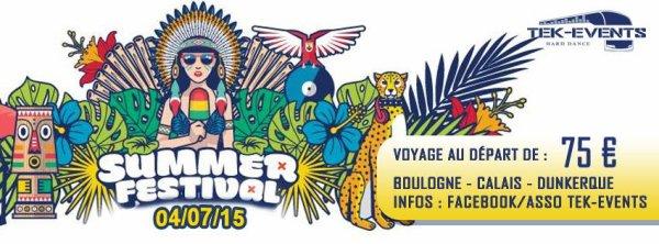 Summerfestival -04  juillet 2015 !!