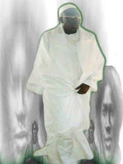 Anniversaire Cheikh Babacar Mbacké Sidikhouhoul Moukabaro  THIANTE MAME CHEIKH IBRAHIMA FALL