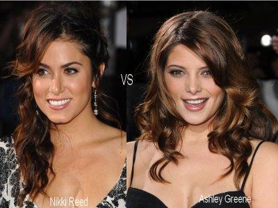 Ashley Greene VS Nikki Reed
