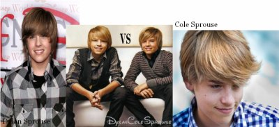 Cole Sprouse VS Dylan Sprouse