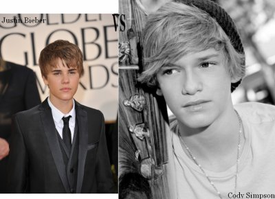 Cody Simpson VS Justin Bieber