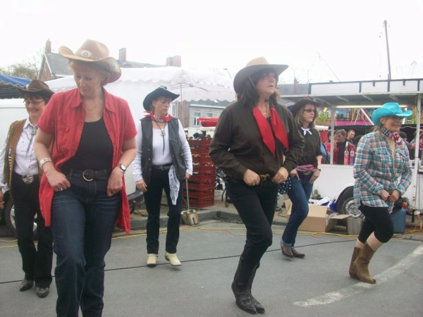 ma pasion dance country