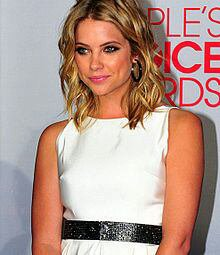 Ashley Benson (Hanna)