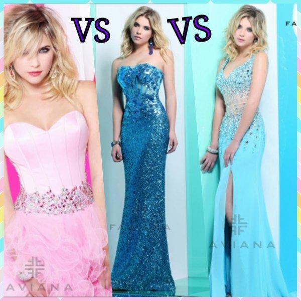 Quels est ta tenue préférée ??