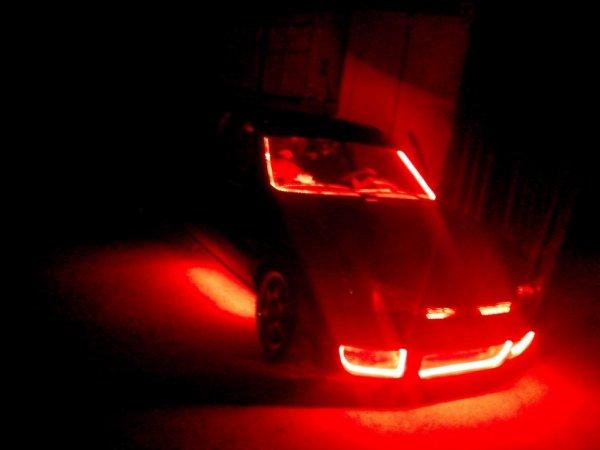 Le Projet de nuit !!!! fiesta mk3
