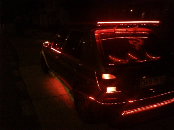 ford fiesta mk3 tuning neon