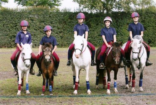 Championnats de France de pony games en juillet 2016 à Lamotte Beuvron