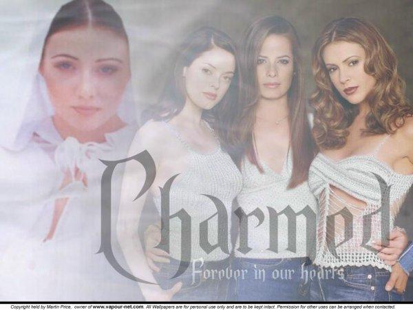 les 4 soeurs Halliwell