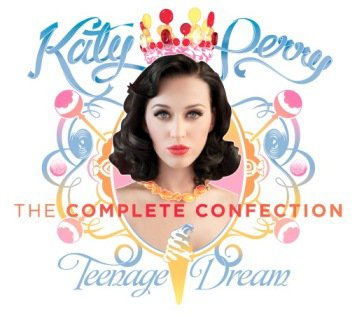 21.02.2012.: Image « officielle » de l'album Teenage Dream: The Complete Confection de Katy?