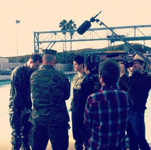 19.03.2012.: Voici les premières images du clip de Katy: Part Of Me. Que pensez-vous de son look et de l'idée du clip?