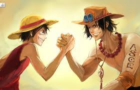 "Monkey D. Luffy : "" Le Roi des pirates sa sera toi !!!!! """