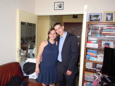 moi et ma fiancé