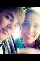 Justin rencontre une fan qui a perdu son père au attentas du 11 septembrre