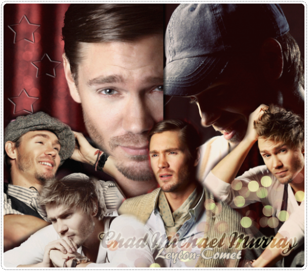 • Chad Michael Murray ♥