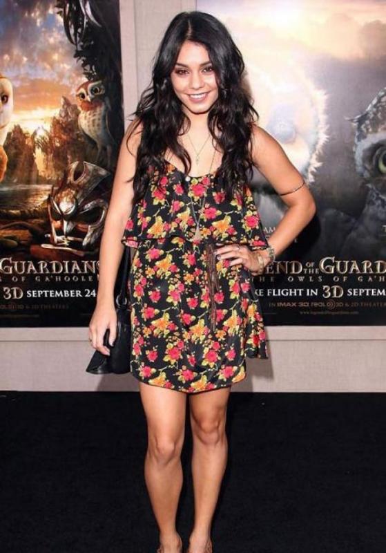 Vanessa Hudgens : Elle veut créer sa première ligne de vêtements !