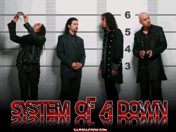 System Of A Down (Discographie)