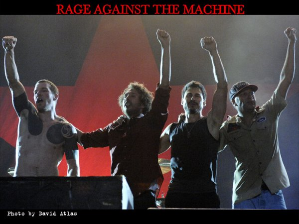 Rage Against The Machine (Discographie)