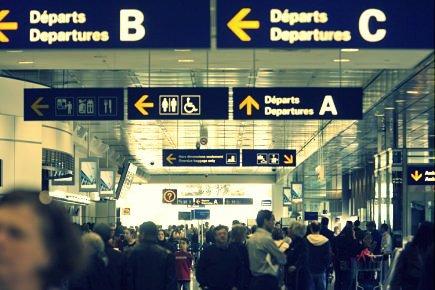 I . Departure