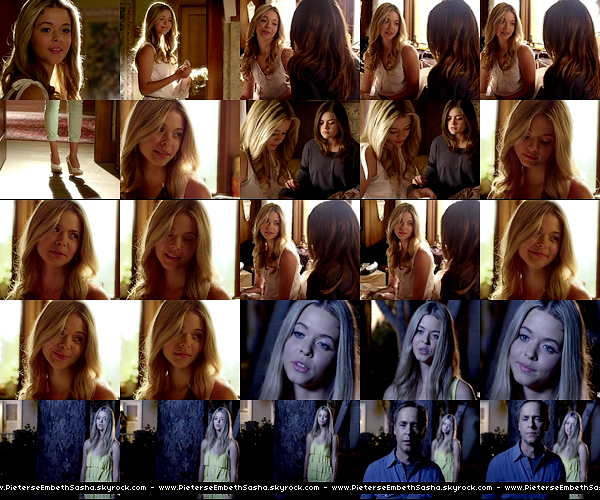 ". + Découvre des Screens Capture de l'épisode 3x16 : ""Misery Loves Company"" de Pretty Little Liars. ."