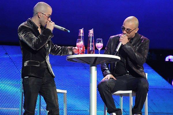 Wisin & Yandel La Revolucion World Tour @ Coliseo de Porto Rico