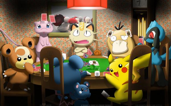 petite jeux de carte entre amie