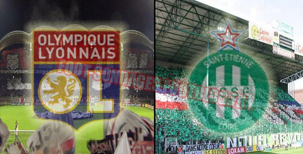 Lyon ou Saint Etienne ?