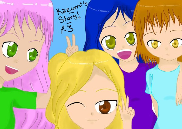 Les fanarts ! ~ third part ~ (Kazumi's story)
