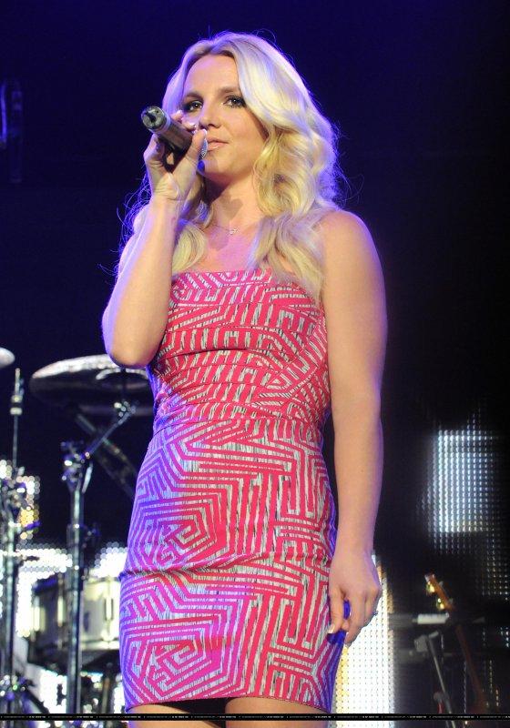 Britney Spears reine du printemps