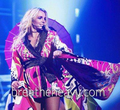 Britney Spears : un nouveau physique pour sa tournée
