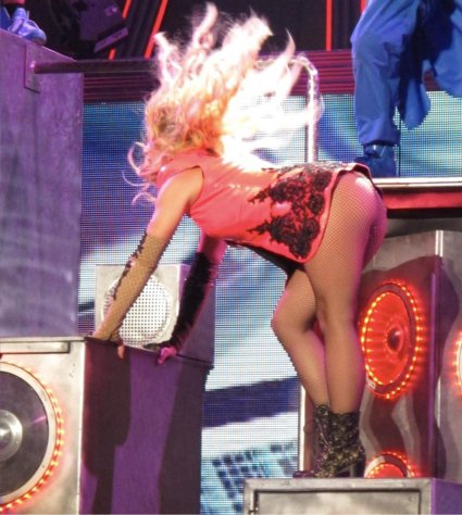Britney Spears : les photos du concert