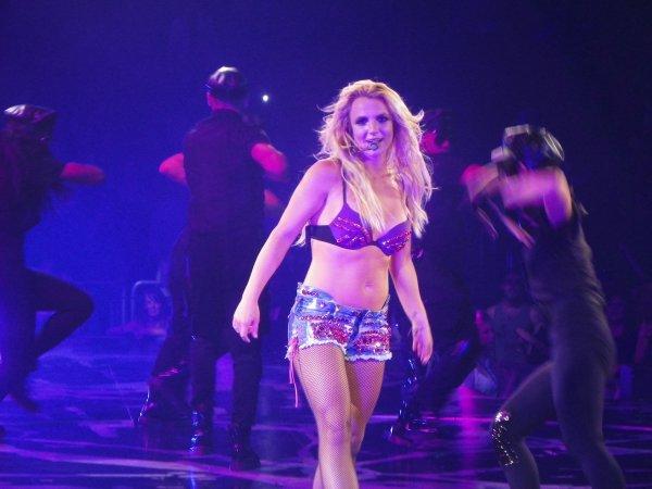 Britney Spears : Le DVD du Femme Fatale Tour le 21 novembre