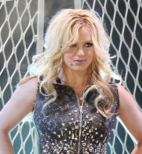 Britney Spears vue un milliard de fois