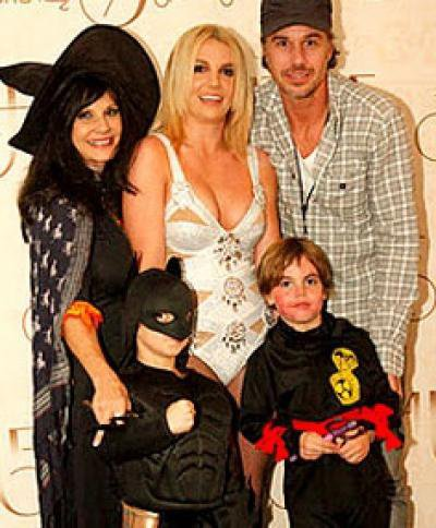 Look de Britney Spears