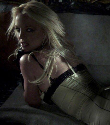 Britney Spears : Une ambiance sexy sur un titre de Marilyn Manson