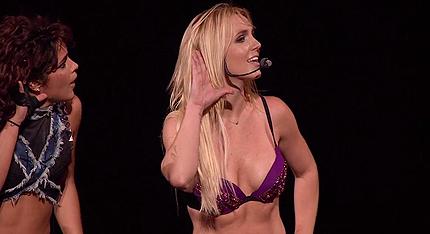 Britney Spears : le DVD de son Femme Fatale Tour en rupture de stock dans certains magasins