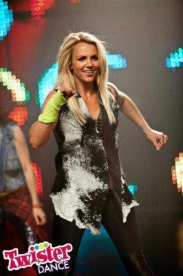 Brtiney Spears au Panthéon du bowling