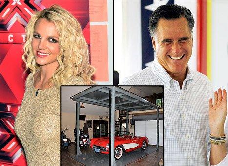 Britney Spears : Elle achète un ascenseur pour voitures à 43 000 euros