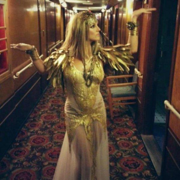 Britney Spears en reine d'Egypte pour son nouveau parfum